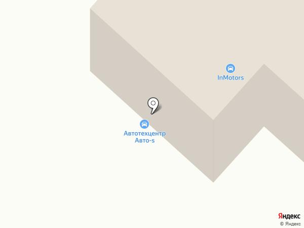 Ладамир на карте Нижневартовска