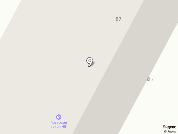 ГрузоперевозкиНВ на карте Нижневартовска