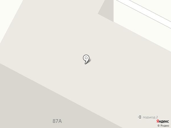 Городская библиотека №14 на карте Нижневартовска