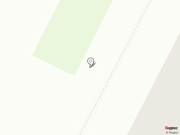 Живика на карте Нижневартовска