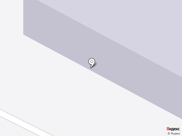 Федерация каратэ города Нижневартовска на карте Нижневартовска