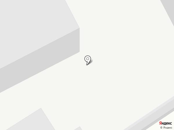 Метровес на карте Нижневартовска