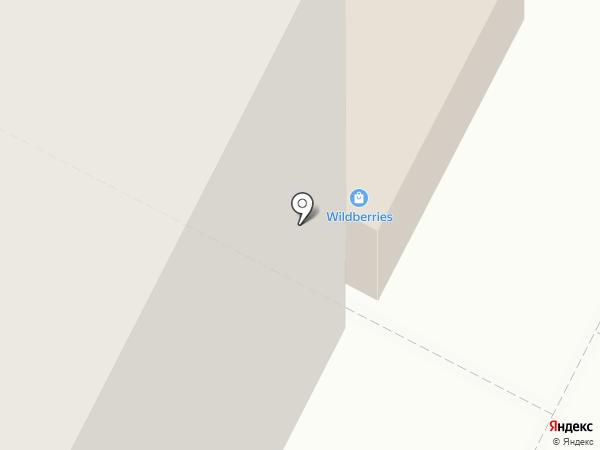 Супермаркет на карте Нижневартовска