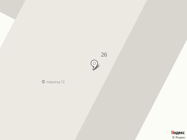 ПЛЯЖ на карте Нижневартовска