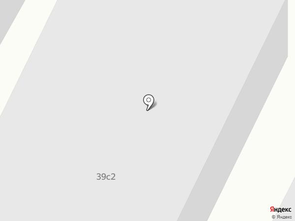 Территория Hi-Tech на карте Нижневартовска