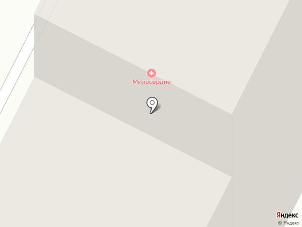 Нижневартовский центр мануальной терапии на карте Нижневартовска