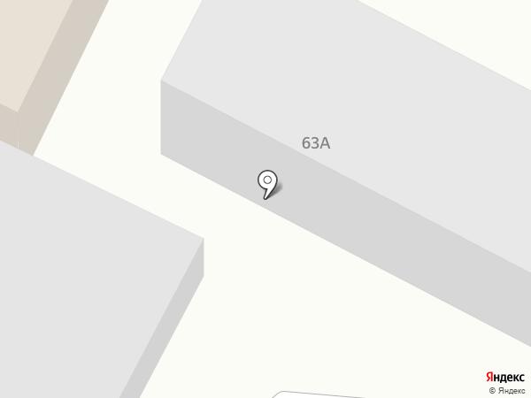 Югра-Люкс на карте Нижневартовска