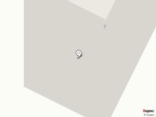 Сталкер на карте Нижневартовска