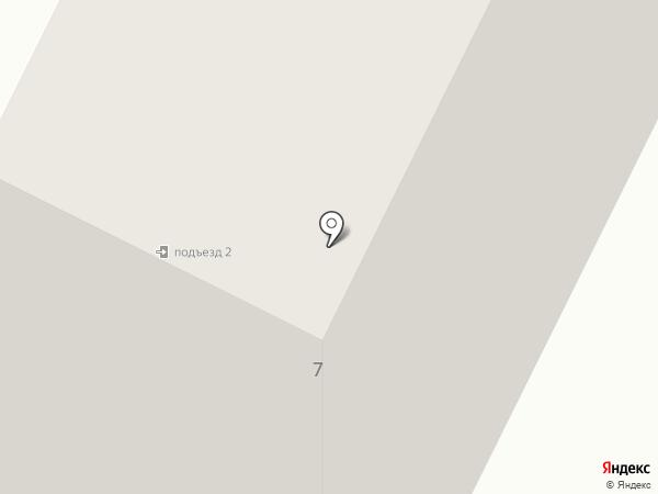 Управляющая Компания Пирс на карте Нижневартовска