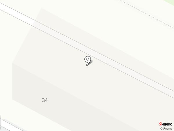 Алекс-авто на карте Нижневартовска