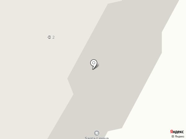 Зефир на карте Нижневартовска