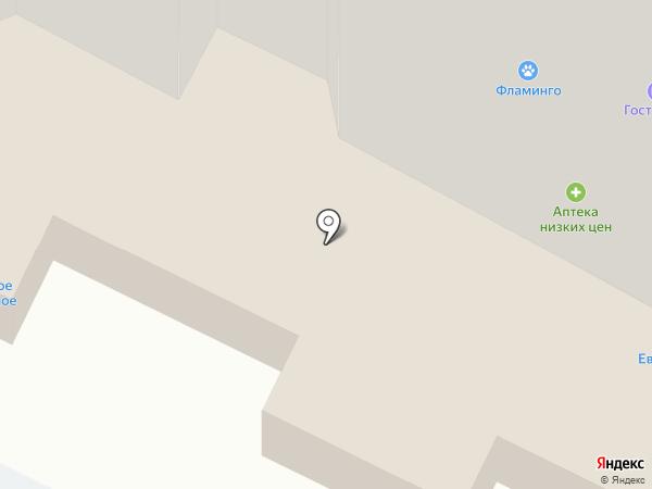 Многопрофильная компания на карте Нижневартовска