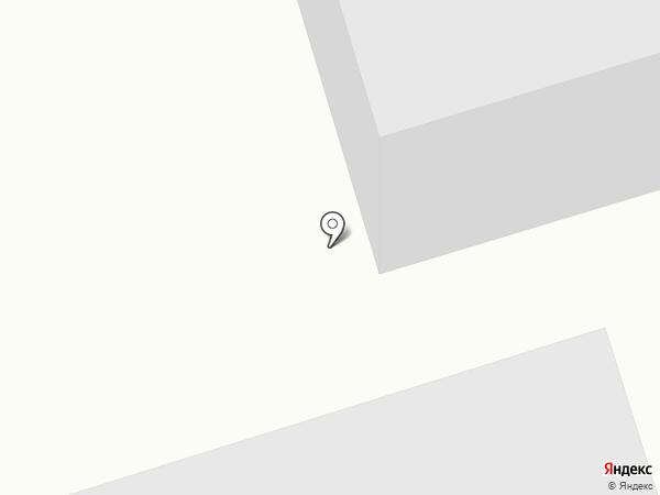 Москва на карте Нижневартовска