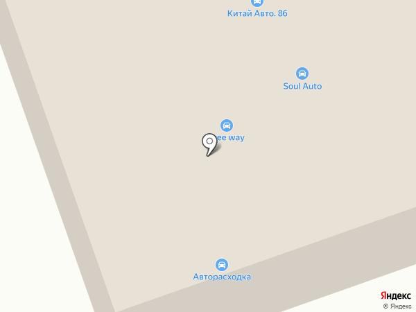 LED AUTO на карте Нижневартовска