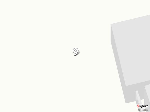 Сосна на карте Нижневартовска