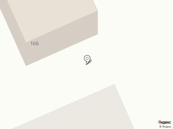 Ягодка на карте Нижневартовска