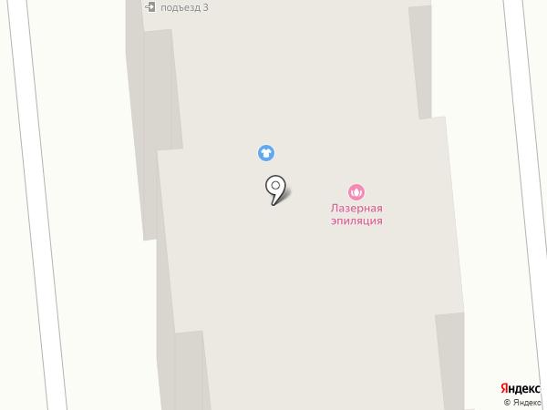 Магазин хозяйственных товаров и бытовой химии на карте Иргелей