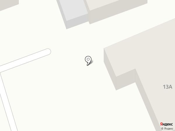 Участковый пункт полиции №8 на карте Райымбека