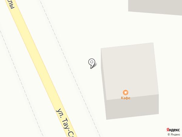 Сауна на карте Кыргаулд
