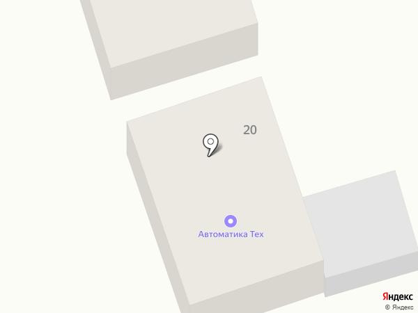 Автоматика Тех на карте Абая
