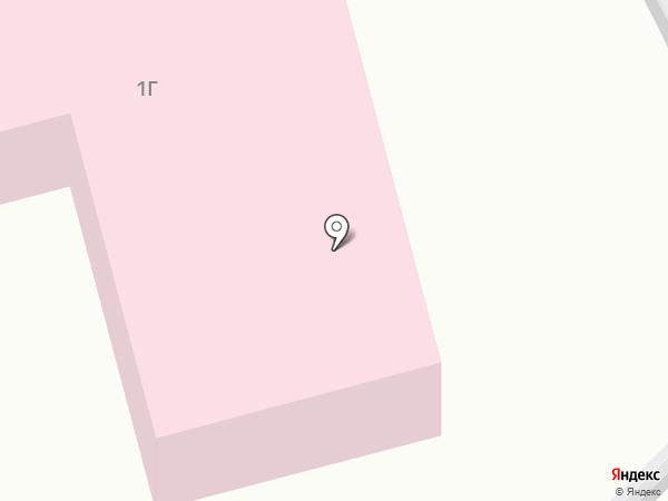 Врачебная амбулатория пос. Кыргауылды на карте Кыргаулд