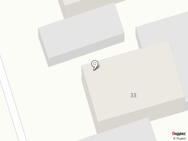 Эсмира на карте Абая