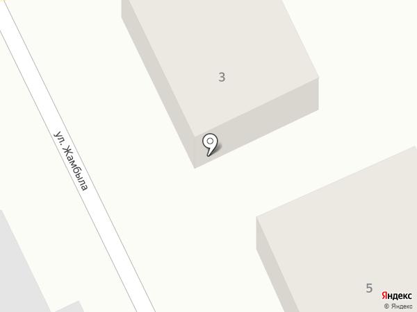Продовольственный магазин на карте Райымбека