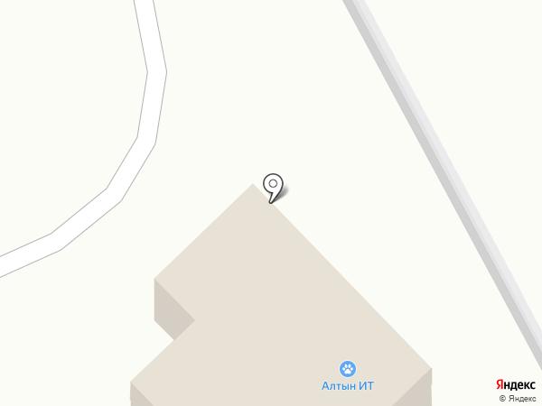 К-9, ТОО на карте Кыргаулд