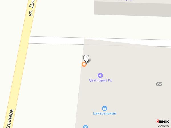 QIWI на карте Иргелей