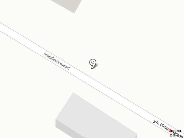 Даурен на карте Кыргаулд