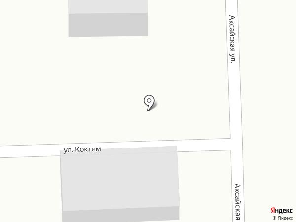 Продовольственный магазин на карте Кыргаулд