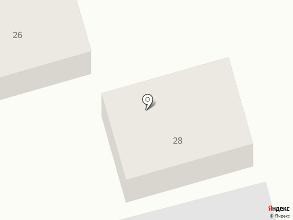 Продукты, магазин на карте Абая