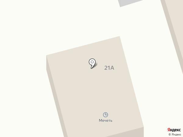 Шабдарулы Смагул–Сарсенбайулы Еркенбай на карте Абая