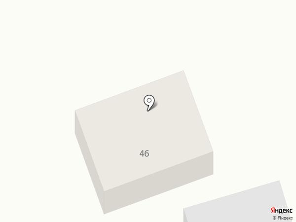 Автошкола на карте Абая