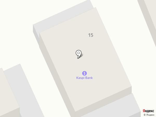 Торгово-сервисная компания на карте Абая