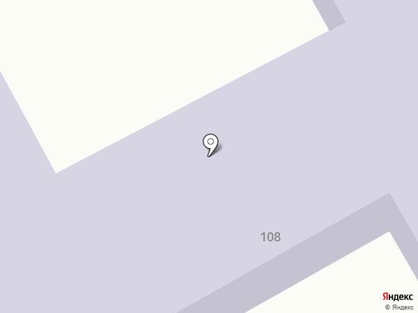 Средняя школа им. М. Маметовой на карте Коксая