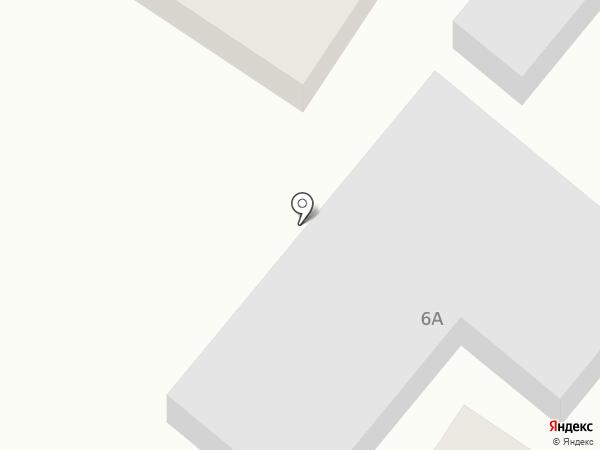 Алишер на карте Алматы