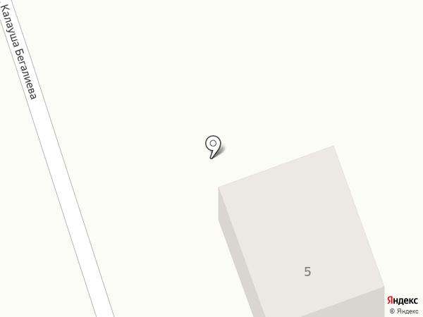 Домашняя баня на карте Алматы