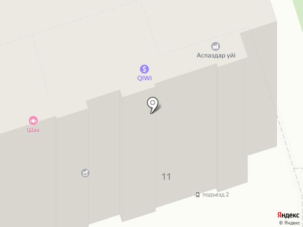 Like travel на карте Алматы