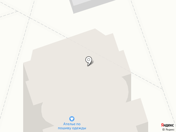Назерке на карте Алматы
