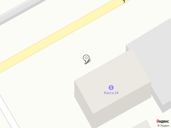 Ак-Ади на карте Таусамалы