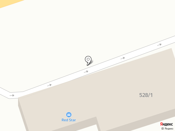 Автосервис на карте Алматы