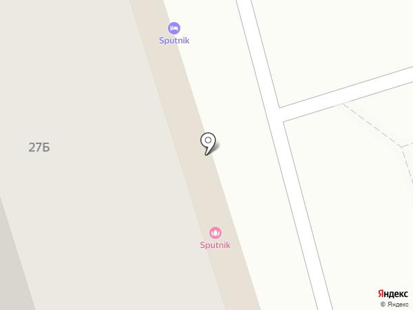 Еркем-ай на карте Алматы