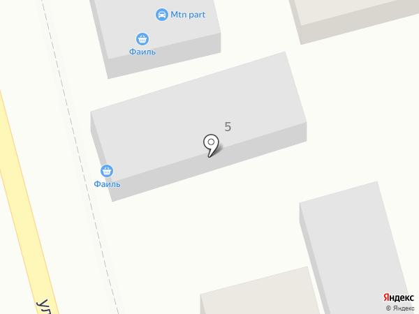 Оптовый на карте Алматы