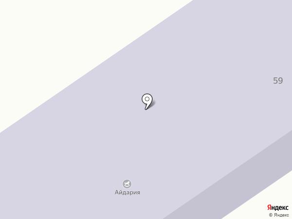 Детский сад на карте Таусамалы