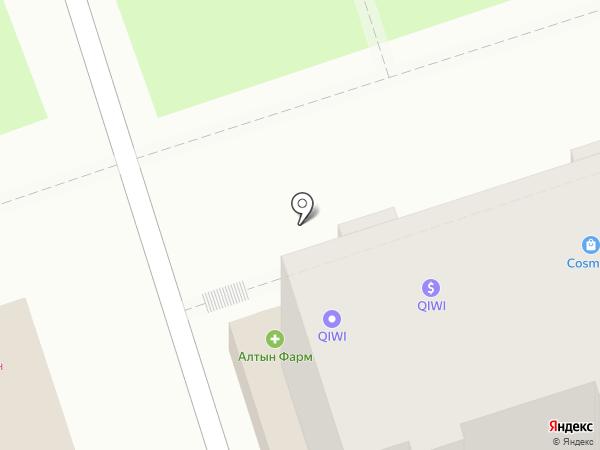 Stavkabet на карте Алматы