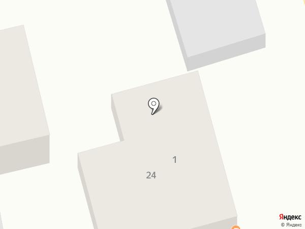 Ляззат на карте Алматы
