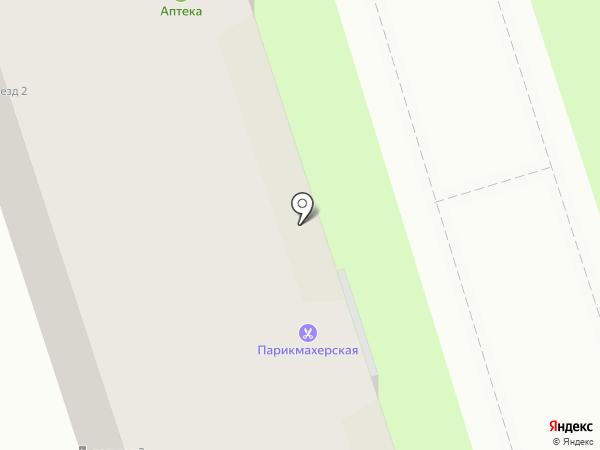 Аскорбинка на карте Алматы