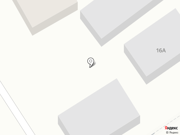 СТО на ул. Жандосова на карте Таусамалы