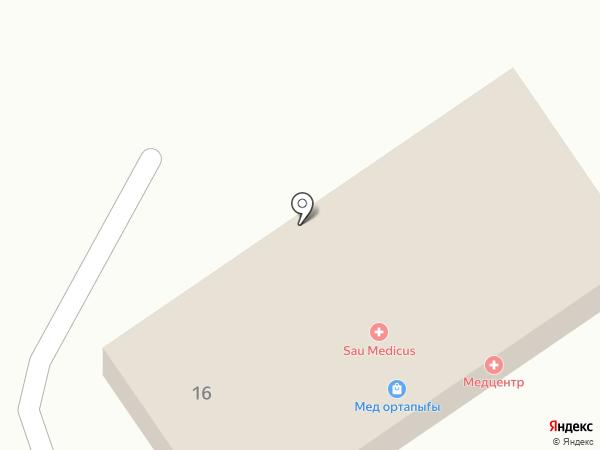 Ай-Medicus на карте Таусамалы